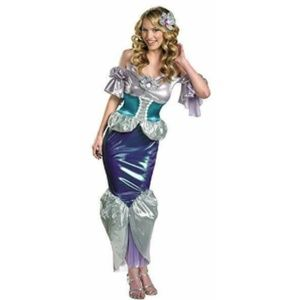 NWT Disney's Little Mermaid Ariel Shimmer Costume